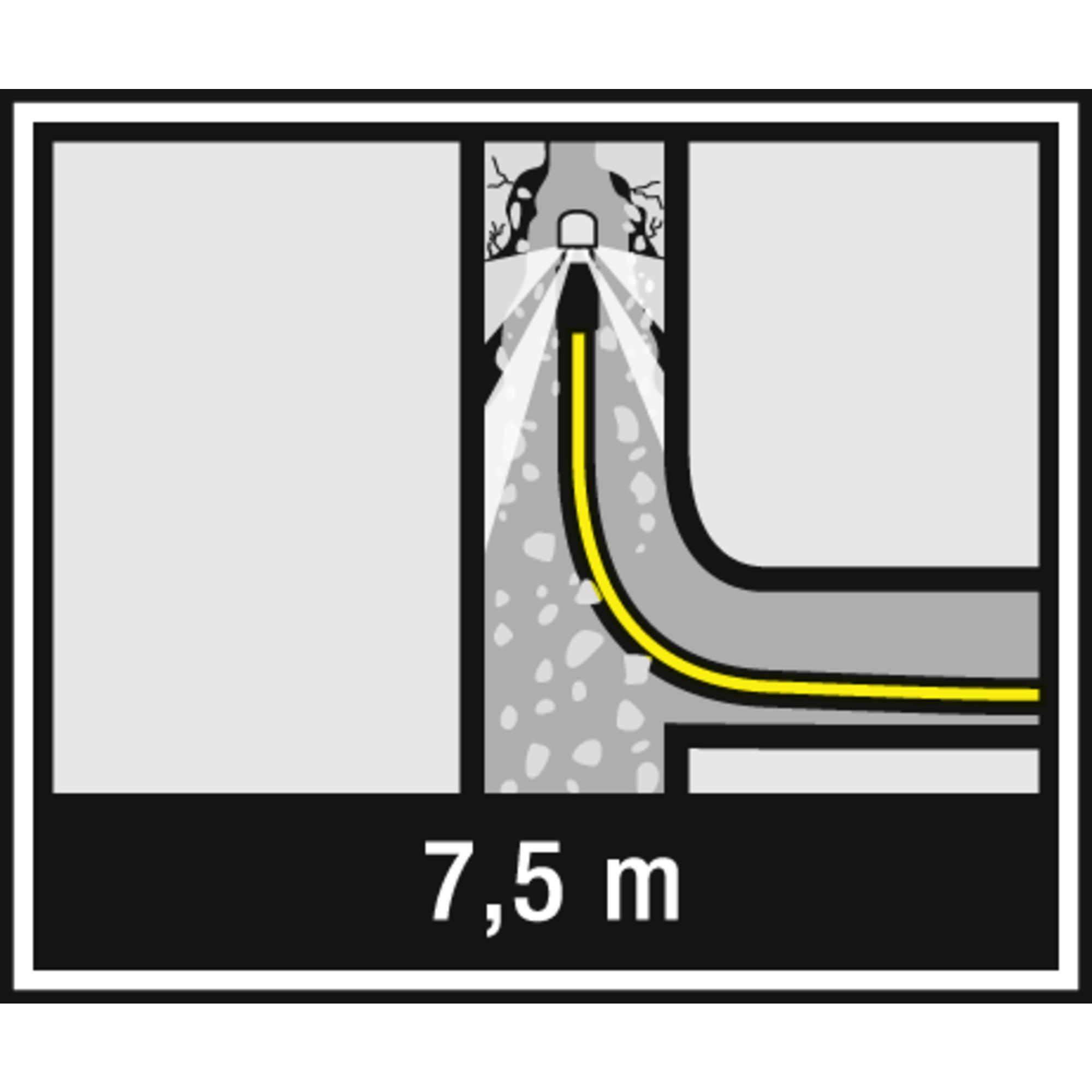 Kärcher PC 7,5 Rohrreinigungsset