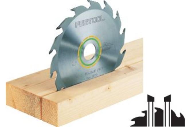 Festool Panther-Sägeblatt 190x2,6 FF PW16