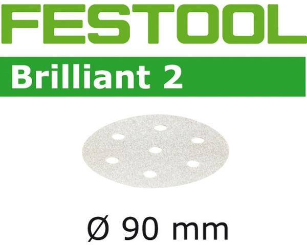 Schleifscheiben STF D90/6 P180 BR2/100