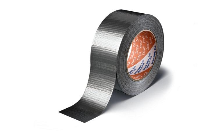 tesa Allzweckband/Steinband 4662 48mm, grau