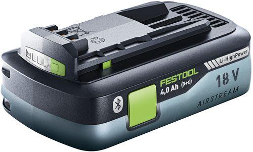 Festool HighPower Akkupack BP 18 Li 4,0 HPC-ASI