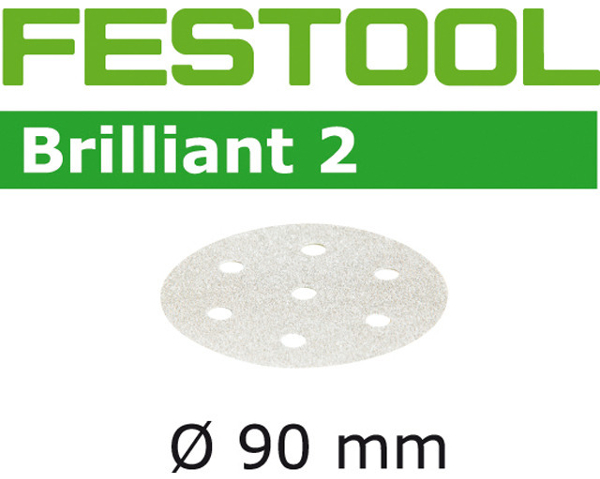 Schleifscheiben STF D90/6 P150 BR2/100