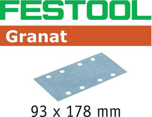 Festool Schleifstreifen STF 93X178 P120 GR/100 Granat
