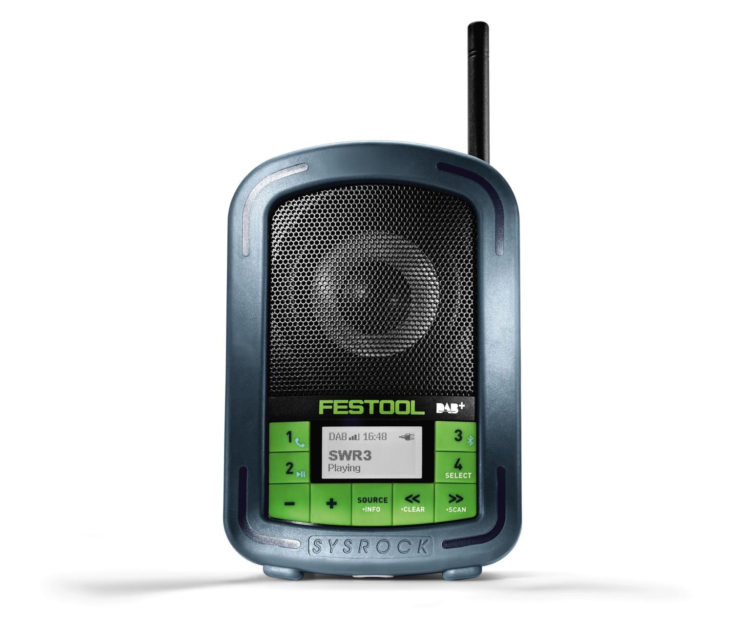 Festool Digitalradio BR 10 DAB+, 202111