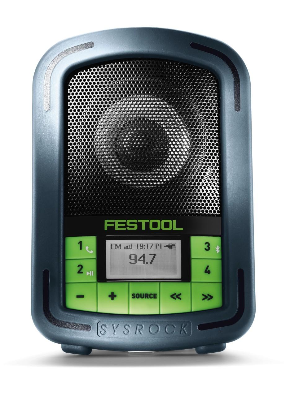 Festool Baustellenradio BR 10, 200183