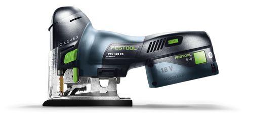 Festool Akku-Pendelstichsäge PSC 420 HPC 4,0 EDI-Plus, 576525