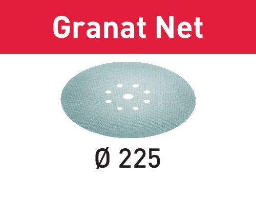 Festool Netzschleifmittel STF D225 P80 GR NET/25 Granat Net